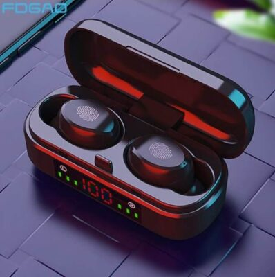 Bezdrátová sluchátka z AliExpress