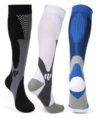 Kompresní ponožky z AliExpress