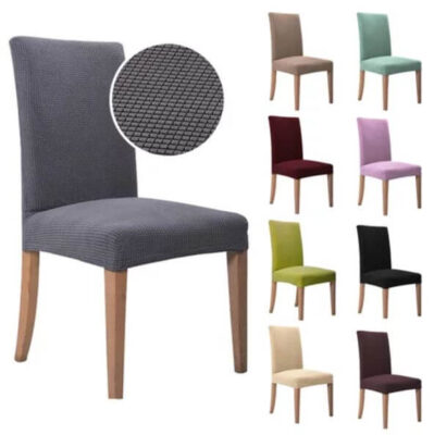 Potahy na židle z AliExpress