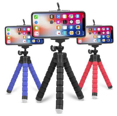 Stativ na mobil z AliExpress